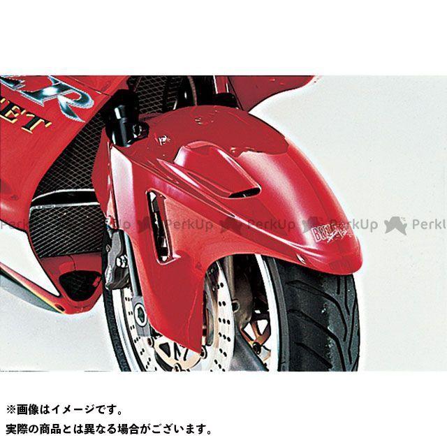ビートジャパン ZZR1100 フェンダー エアロシャークフェンダー カラー:ブラック BEET