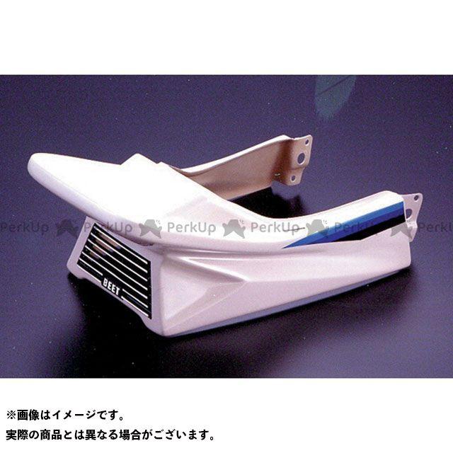ビートジャパン CBR400F カウル・エアロ シートカウル(白ゲル) BEET