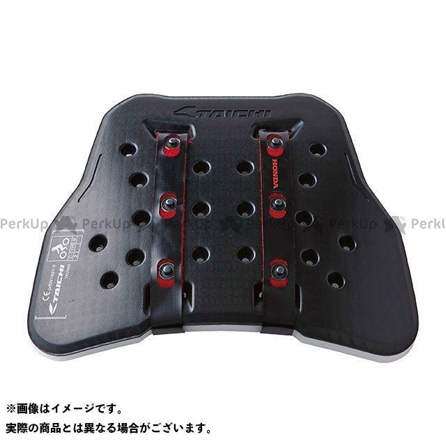ホンダ チェスト・ブレストガード Honda×RSタイチ テクセルチェストプロテクター ボタンタイプ(ブラック) Honda