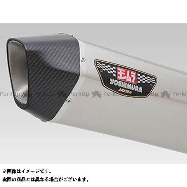 YOSHIMURA Vストローム1000 Vストローム1000XT マフラー本体 Slip-On HEPTA FORCE サイクロン EXPORT SPEC 政府認証 SSC ヨシムラ