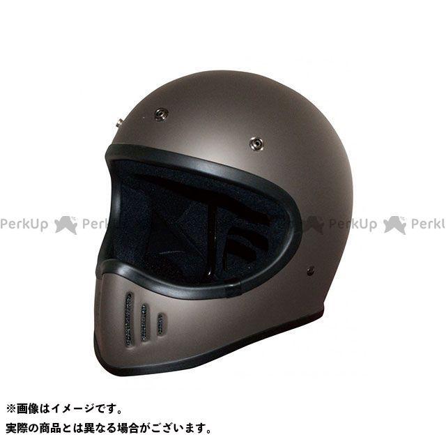 送料無料 ダムトラ ダムトラックス フルフェイスヘルメット BLASTER-改(ブラスター カイ) ガンメタ L