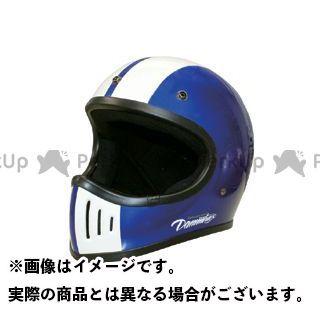 送料無料 ダムトラ ダムトラックス フルフェイスヘルメット BLASTER COBRA-改(ブラスターコブラ カイ) ブルー M