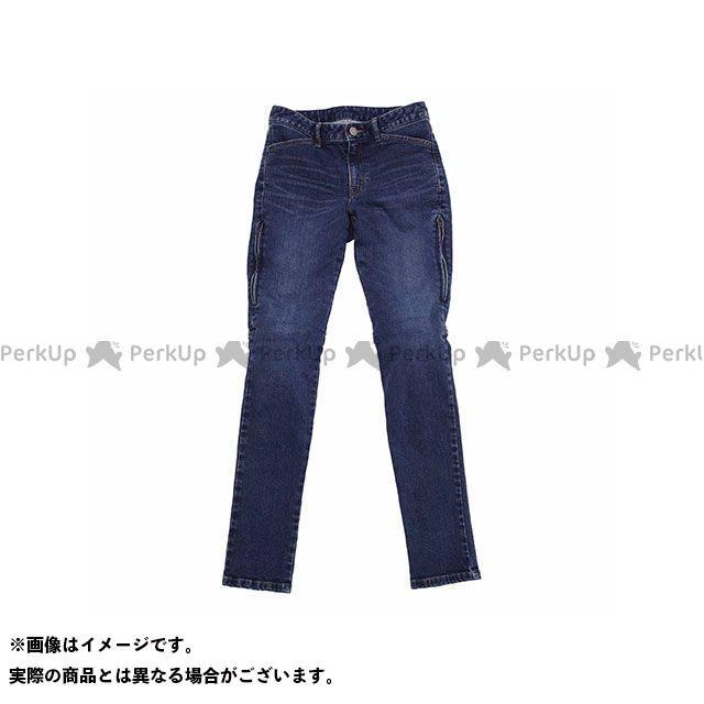 カドヤ パンツ K'S PRODUCT No.6570 KJ-01W(ブルー) サイズ:24インチ KADOYA