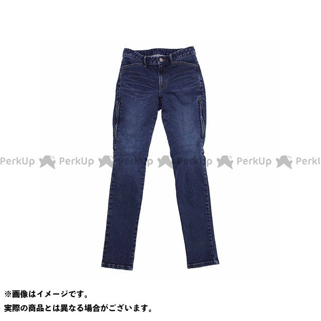カドヤ パンツ K'S PRODUCT No.6570 KJ-01W(ブルー) サイズ:28インチ KADOYA