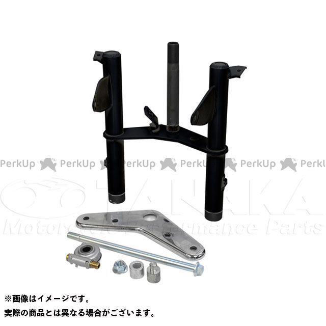タナカショウカイ ゴリラ モンキー トップブリッジ関連パーツ モンキー用 35mmワイドステム ブラック 3cmショート