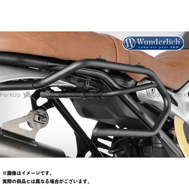 Wunderlich ツーリング用バッグ サイドバック「レトロ」取り付け用ステー 商品:ステー左 ワンダーリッヒ