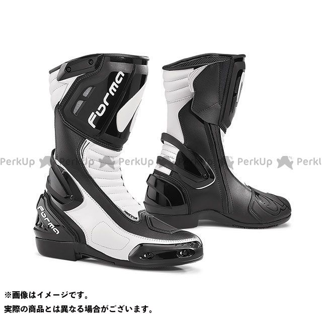 フォーマ レーシングブーツ FRECCIA(ブラック/ホワイト) サイズ:45/28.0cm FORMA
