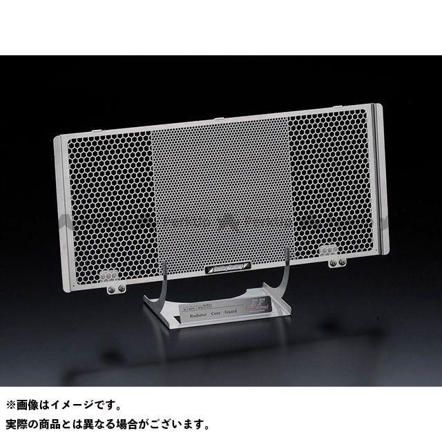 ETCHING FACTORY ニンジャ650 オイルクーラー関連パーツ Ninja650(17~)用 ラジエター&オイルクーラーガードSET 黄エンブレム