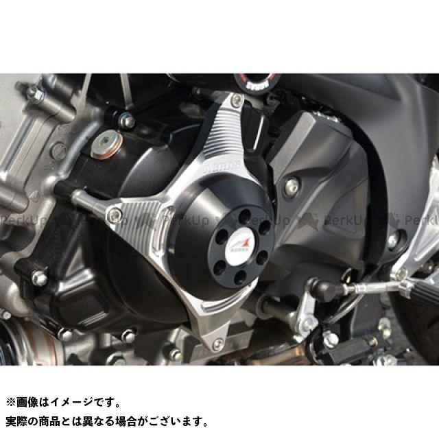 AGRAS SV650 スライダー類 レーシングスライダー ジェネレーター ジュラコンカラー:ホワイト アグラス