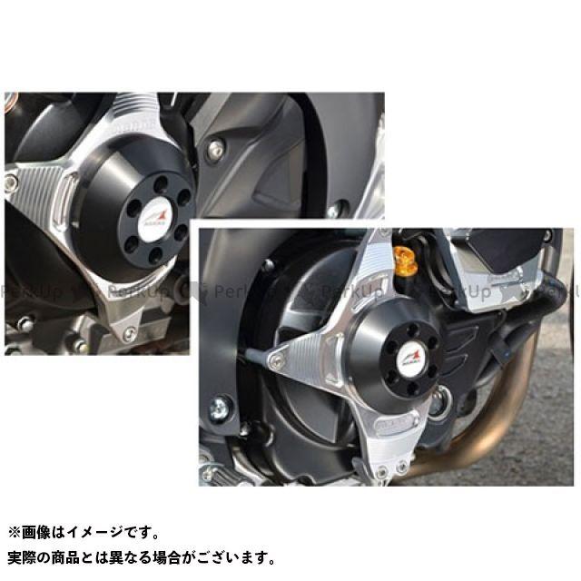 AGRAS SV650 スライダー類 レーシングスライダー ジュラコンカラー:ホワイト アグラス