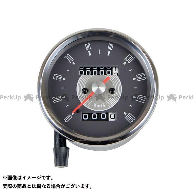 【エントリーで最大P23倍】ツーパーセンター 汎用 スピードメーター スミススタイルスピードメーター 80ミリ 1:4 2%ER