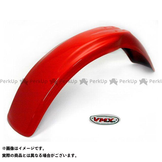 VMX RACING CR125R CR250R XR200R フェンダー 1979-82 CR125 1981-82 CR250 1981-83 XR200 フロントフェンダー(レッド) VMX