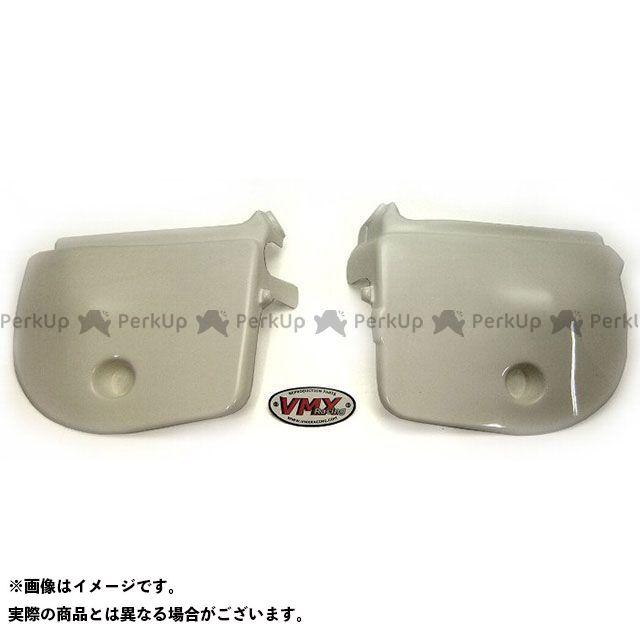 【エントリーで更にP5倍】VMX RACING CR125R カウル・エアロ 1979 CR125 サイドパネルセット(ホワイト) VMX