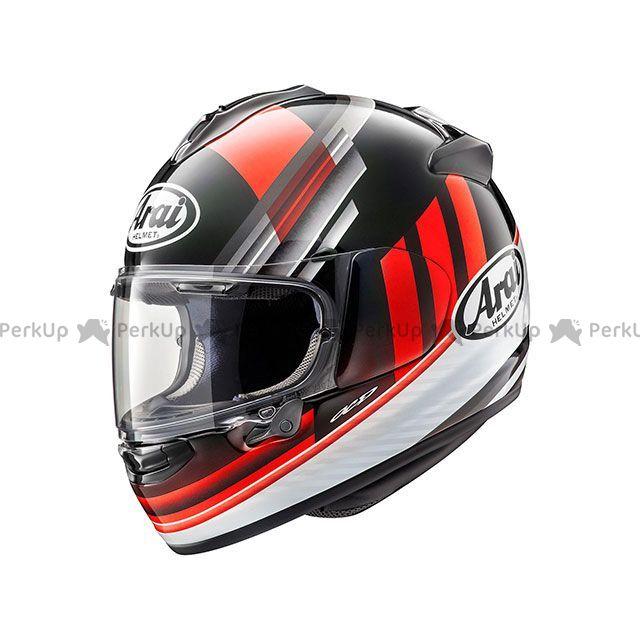 アライ ヘルメット Arai フルフェイスヘルメット VECTOR-X GUARD(ベクターX・ガード) レッド 54cm