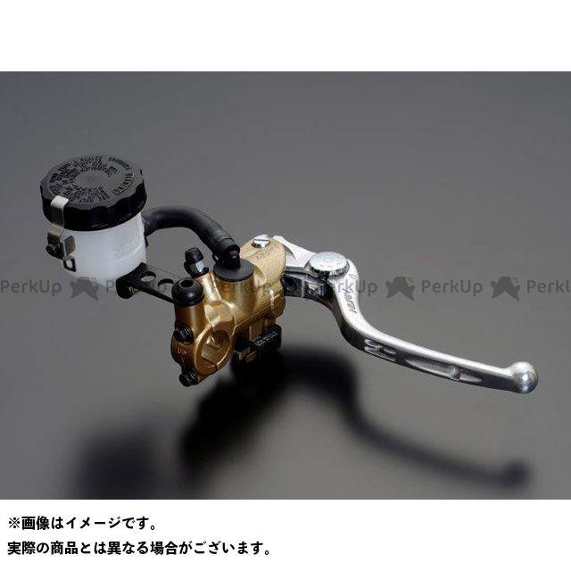 ADVANTAGE 汎用 マスターシリンダー ADVANTAGE NISSIN 鋳造ラジアルブレーキマスター ショートレバータイプφ19 φ3/4 鋳造 ゴールド/シルバー アドバンテージ