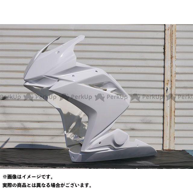 才谷屋ファクトリー CBR250RR カウル・エアロ フルカウル/レース/ビスver 仕様:白ゲル 才谷屋