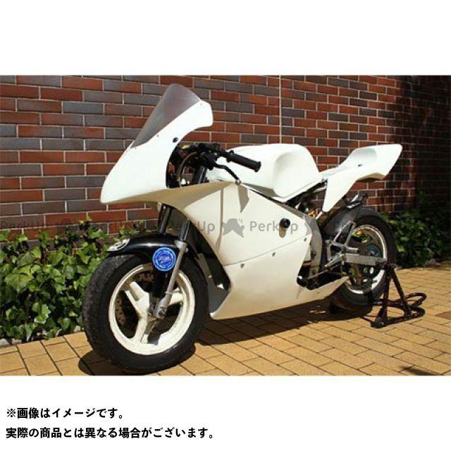 エムデザイン NSRミニ NSR50 NSR80 カウル・エアロ NSR50/80/mini アンダー、アンダーカウル タイプ1 内容:アッパーカウル(スクリーン付き) Mデザイン