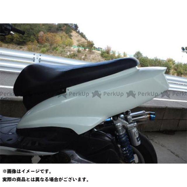 エムデザイン シグナスX カウル・エアロ シグナスX 2型 レーシングリアカウル(SE44J) Mデザイン