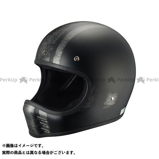 送料無料 ライズ RIDEZ フルフェイスヘルメット TRESMIL(ブラック/シルバー)