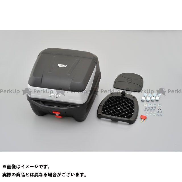 送料無料 ジビ GIVI ツーリング用ボックス B32N BOLD モノロックケース(ストップランプ無し)