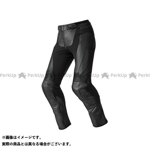 アールエスタイチ パンツ RSY830 トレーサー レザー パンツ(ブラック) サイズ:L2W RSタイチ