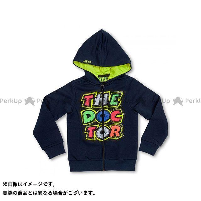 ブイアール46 キッズアパレル Kid The Doctor fleece サイズ:10月11日 VR46
