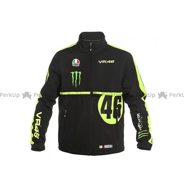 送料無料 VR46 ブイアール46 ジャケット Monza rally replica jacket L