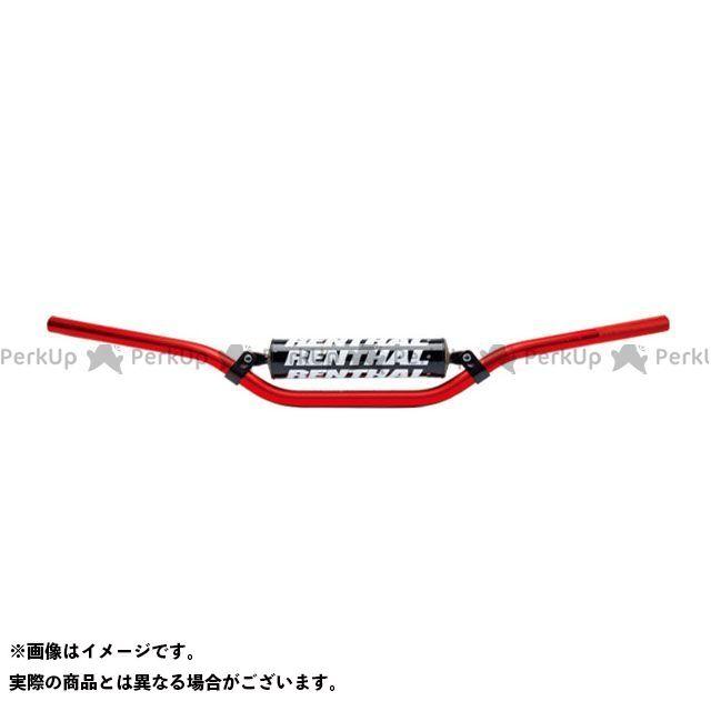 【エントリーで更にP5倍】RENTHAL 汎用 ハンドル関連パーツ レプリカバー ジェフ・ワード/MX5インチ カラー:レッド レンサル