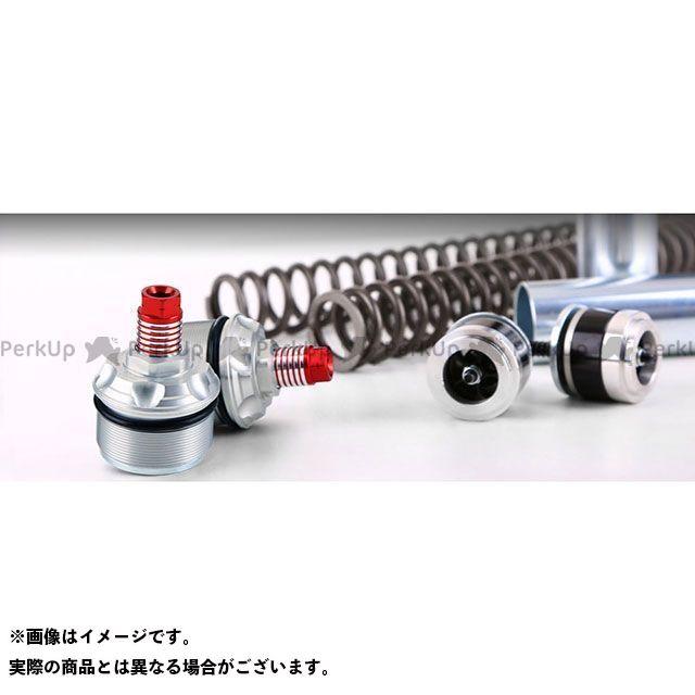 【エントリーで最大P23倍】YSS RACING ボンネビルT100 イニシャルアジャスター Fork Upgrade Kit YSS