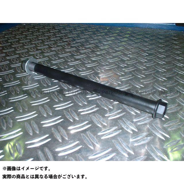 【エントリーで更にP5倍】RADICAL GSX1100Sカタナ ハブ・スポーク・シャフト GSX1100S刀 クロモリアクスルシャフト リヤ ラジカル