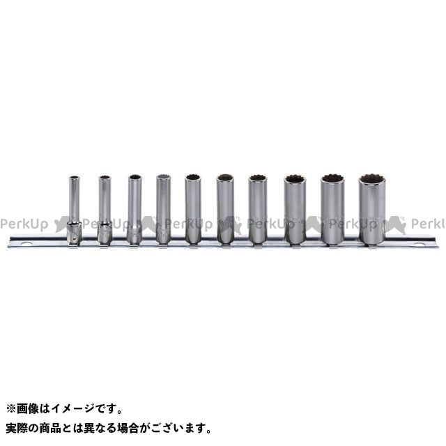 スタビレー ハンドツール 40ADL/10CL 1/4SQ ディープソケットセット(96016410) STAHLWILLE