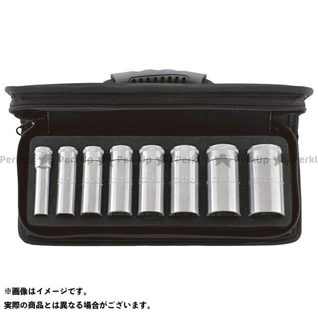 【無料雑誌付き】STAHLWILLE ハンドツール 51/8N(1/2SQ)ディープソケットセット(96030212) スタビレー