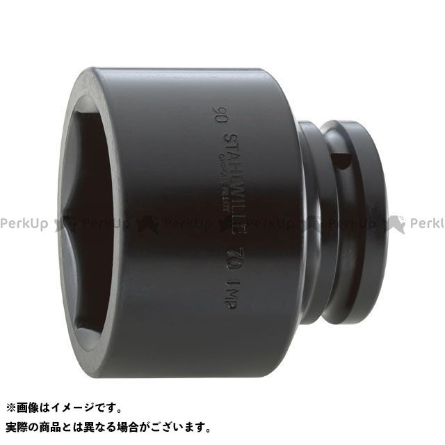 """スタビレー ハンドツール 70IMP-105(1.1/2""""SQ)インパクトソケット(27010105) STAHLWILLE"""