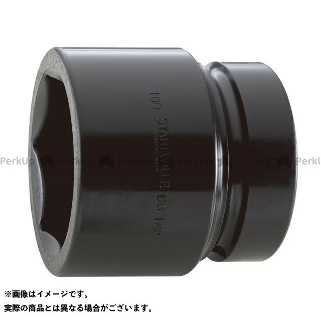 """スタビレー ハンドツール 80IMP-95(2.1/2""""SQ)インパクトソケット(28010095) STAHLWILLE"""