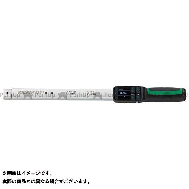 【無料雑誌付き】STAHLWILLE ハンドツール 714/10 デジタルトルクレンチ(10-100NM)(96500910) スタビレー