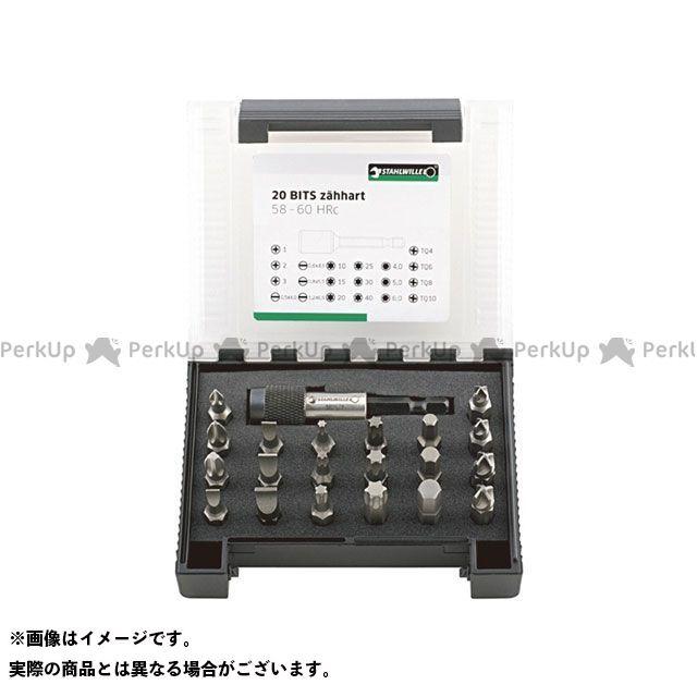 スタビレー ハンドツール 1204/21-2 ビットセット(96080122) STAHLWILLE