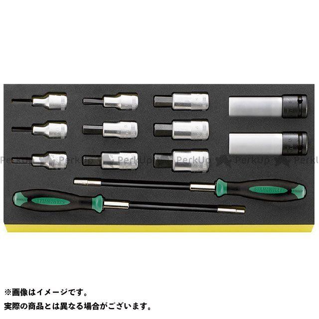 スタビレー ハンドツール TCS 54/2309K/12506 ソケットセット(96830163) STAHLWILLE