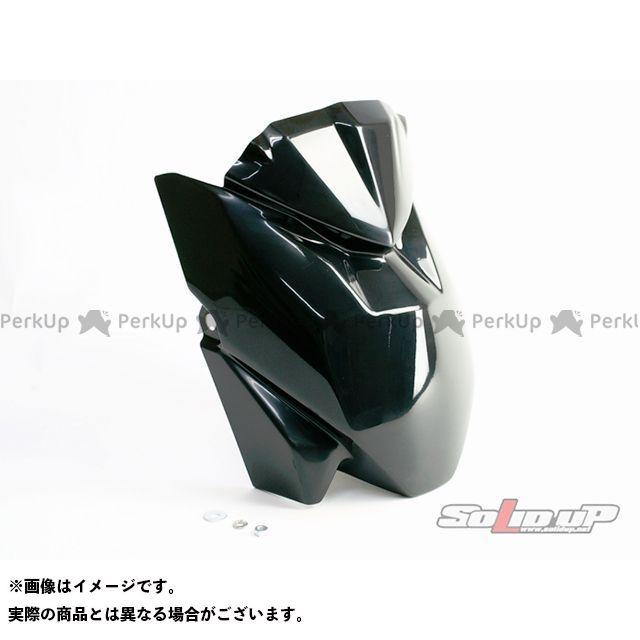 SOLID UP Z125プロ カウル・エアロ Z125/PRO用 レーシングフロントカウル  ソリッドアップ