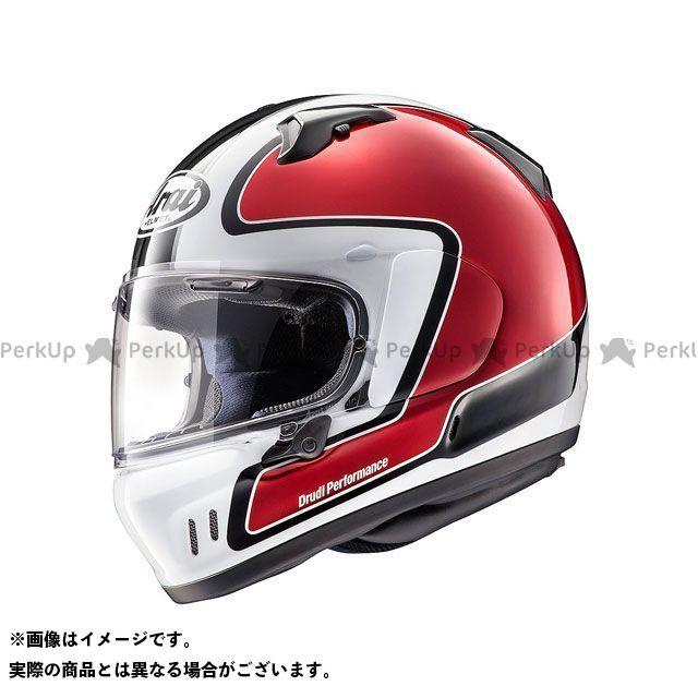 アライ ヘルメット Arai フルフェイスヘルメット XD OUTLINE(エックス・ディー アウトライン) レッド 55-56cm