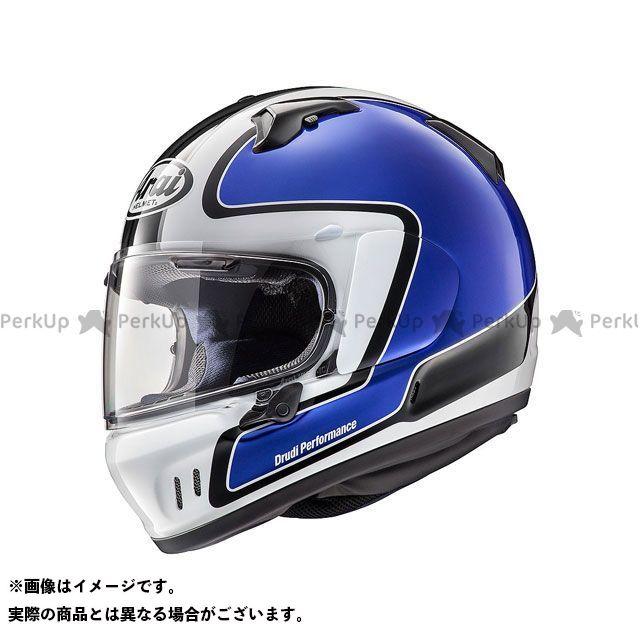 Arai フルフェイスヘルメット XD OUTLINE(エックス・ディー アウトライン) ブルー サイズ:55-56cm アライ ヘルメット