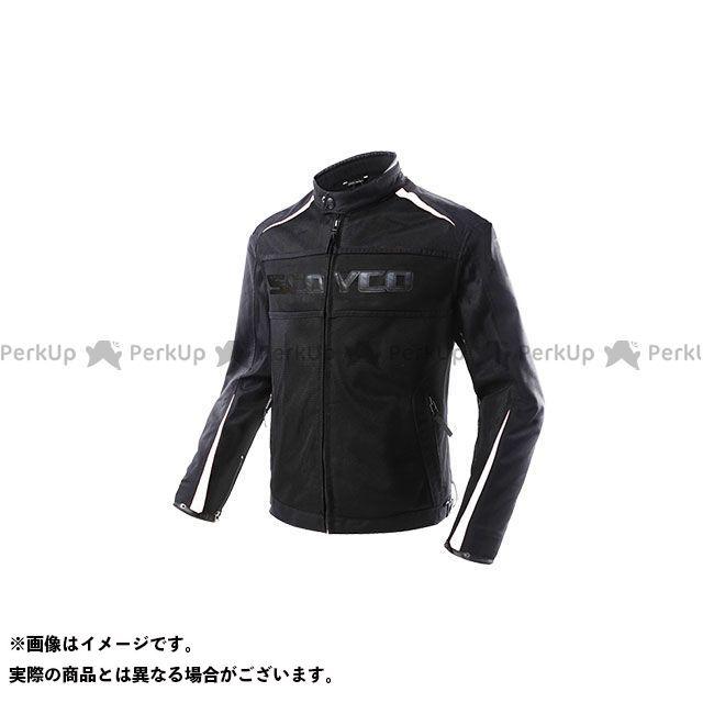 SCOYCO ジャケット JK63 Hunter メッシュライディングジャケット(ブラック) サイズ:L スコイコ