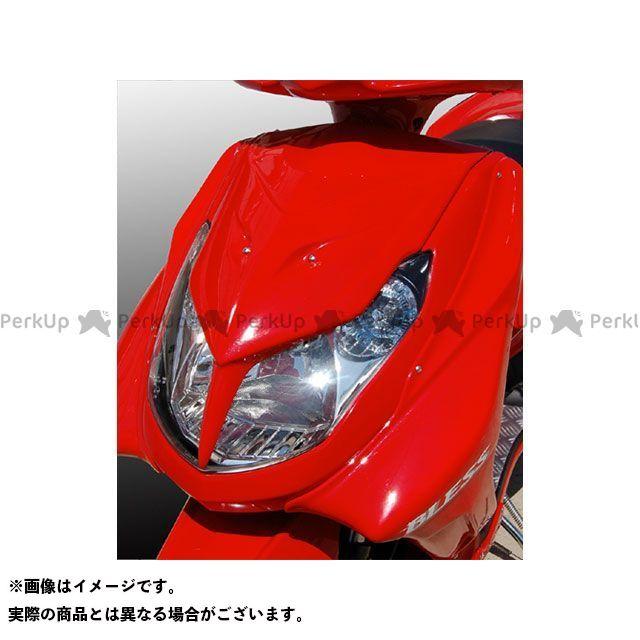 BLESS CREATION シグナスX カウル・エアロ フロントフェイスカウル(FRP 一般色塗装品) カラー:ホワイトメタリック1 ブレスクリエイション