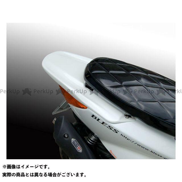 BLESS CREATION シグナスX カウル・エアロ リアスポイラー(FRP 一般色塗装品) ホワイトメタリック1 ブレスクリエイション