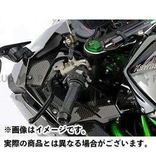 【特価品】Magical Racing ニンジャH2(カーボン) ドレスアップ・カバー カウルインナーパネル(左右セット) 材質:平織りカーボン製 マジカルレーシング