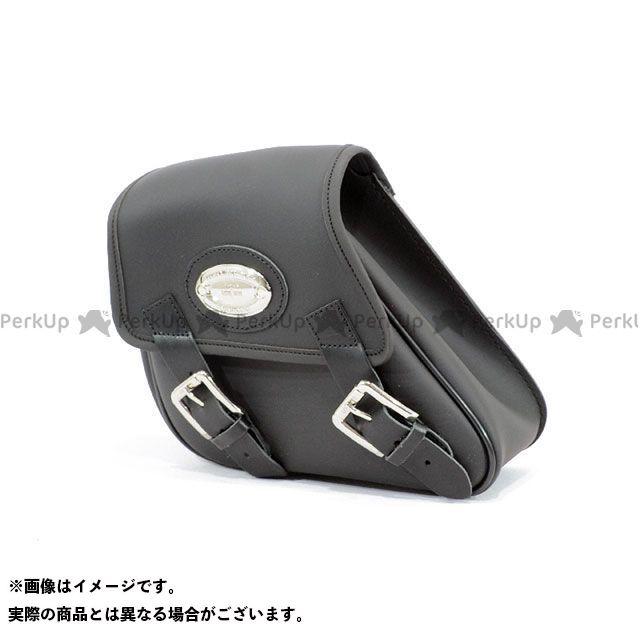 LONGRIDE ボルト ボルトRスペック ツーリング用バッグ スイングアームバッグ シンセティックレザー BOLT(ブラック) ロングライド