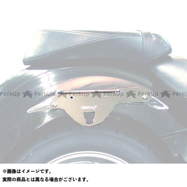 クリックバッグ XVS1300A XVS950A キャリア・サポート Klicbagサドルバッグ用ブラケット XVS950A/1300A MIDNIGHT STAR Klicbag