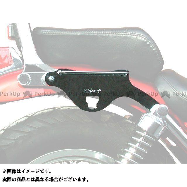 送料無料 Klicbag クリックバッグ キャリア・サポート Klicbagサドルバッグ用ブラケット INTRUDER VS600/750/800/1400