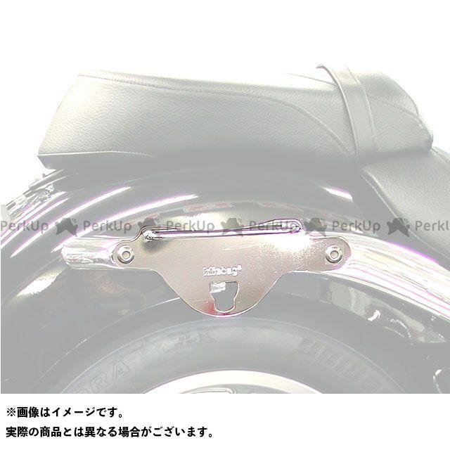 送料無料 クリックバッグ ブルバードC109R キャリア・サポート Klicbagサドルバッグ用ブラケット INTRUDER C1800R/C109R