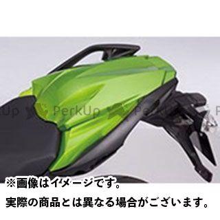 【エントリーで最大P23倍】KAWASAKI ニンジャ1000・Z1000SX シート関連パーツ シングルシートカバー(メタリックスパークブラック) カラー:メタリックマットフュージョンシルバー カワサキ