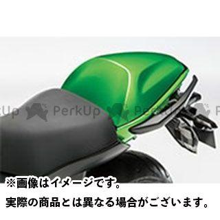 KAWASAKI ニンジャ400 シート関連パーツ シングルシートカバーキット カラー:メタリックムーンダストグレイ カワサキ